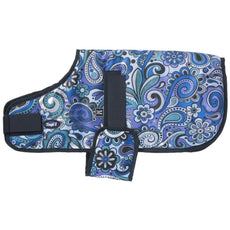 Tough 1 Metallic Paisley 1200 Denier Ripstop Waterproof Dog Blanket Large