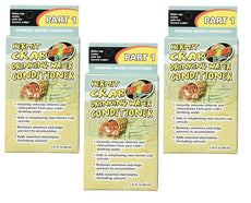 Zoo Med Hermit Crab Drinking Water Conditioner 2.25 fl. oz. (3 Pack)