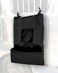 Southwestern Equine Nylon Hay and Grain Bag Black