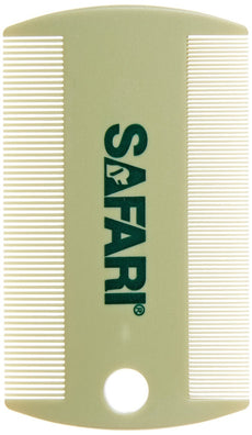 Safari Pet Products Flea & Tick Double Sided Flea Comb 1 Comb