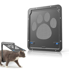 "Biowow Pet Screen Door Small-Internal 8"" W x 10.2"""