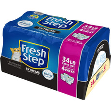 Fresh Step Extreme with Febreze Freshness Clumping Cat Litter 34 lb.