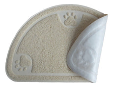 Marry's Cat Litter Mat, Perfect Scatter Control for Kitty Cats, That Traps All Litter and Keeps Your Home Clean