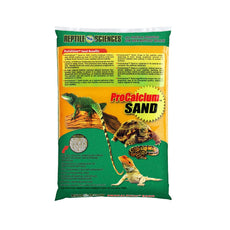 Reptile Sciences Terrarium Sand, 10-Pound, Green