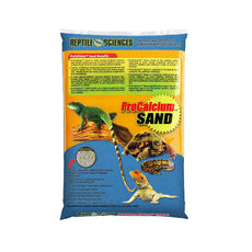 Reptile Sciences Terrarium Sand, 10-Pound, Blue