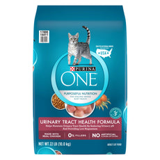 Purina ONE Urinary Tract Health Formula Adult Dry Cat Food - 22 lb. Bag