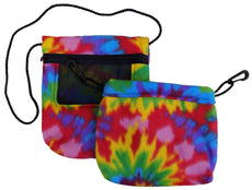 Bonding & Sleeping Pouch Combo Bundle for Sugar Gliders and Other Small Pets Tie Dye