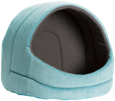 Best Friends by Sheri Pet Hut In Flair - Turquoise/Graphite