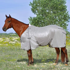 Cashel Crusader Eco Fly Sheet Gray 77/79
