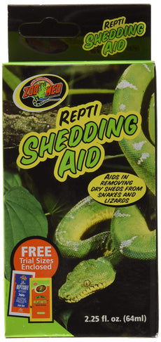 Zoo Med Repti Shedding Aid, 64 ml 64 ml/2.25 fl. oz.