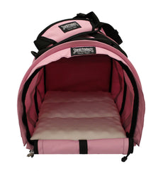 SturdiBag Extra Large Flexible Height Pet Carrier. Soft Pink