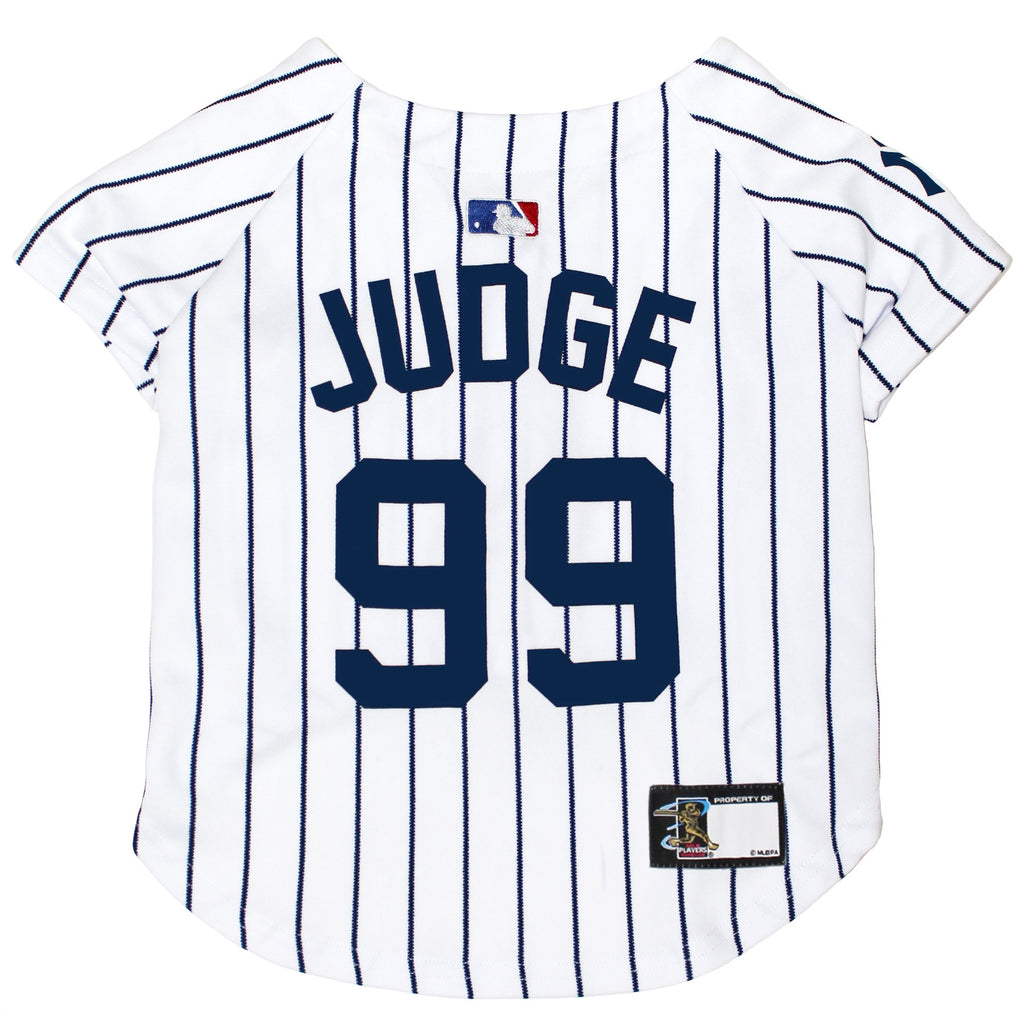 1ee68b9df 10+ MLB Teams Available! Aaron Judge DOG JERSEY Medium. MLBPA PET Gear for  Dogs   Cats. Biggest Selection of Sports Baseball Pet Apparel