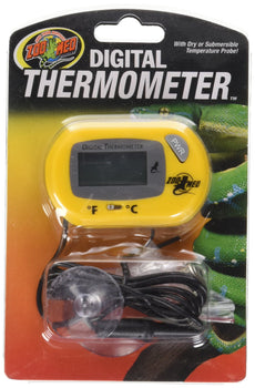 Zoo Med Digital Thermometer 3 x 2 x 1&quot