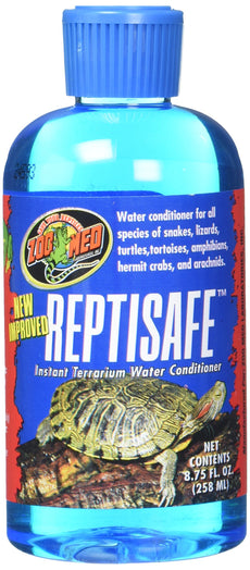 Zoo Med ReptiSafe Instant Terrarium Water Conditioners 8.75 oz