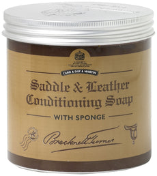 Carr & Day & Martin Horse Brecknell Turner Saddle Soap - 500Ml