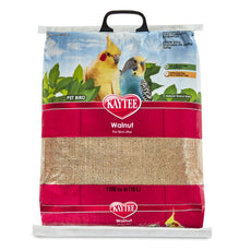 Kaytee Walnut Bedding and Litter Pad for Pets Standard Packaging 25-Pound