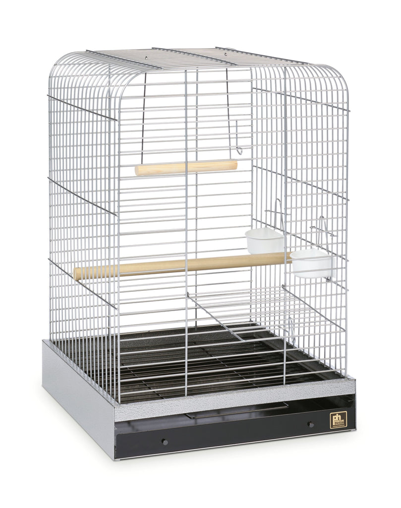 Prevue Pet Products Parrot Cage Chrome