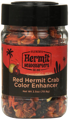 Fluker's Color Enhancer Treat - Food for Red  Hermit Crabs