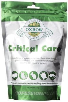 Oxbow Critical Care Pet Supplement, 1-Pound 1 Pack