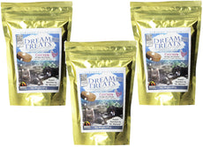 Wysong Dream Treats, 375 Grams, Chicken Flavor Raw Treats for Dogs Cats and Ferrets