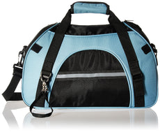 FurHaven Pet Tote | Pet Tote with Weather Guard, Robin Blue, Small