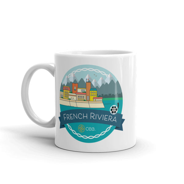 CEA French Riviera Coffee Mug