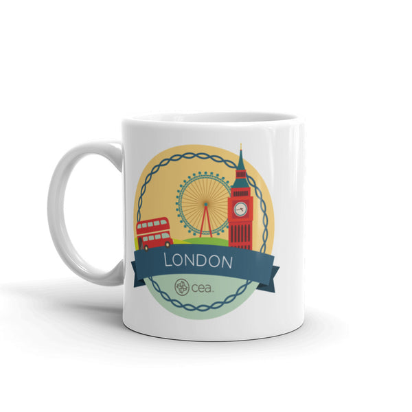 CEA London Coffee Mug