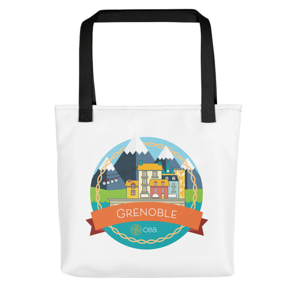 CEA Grenoble Tote Bag