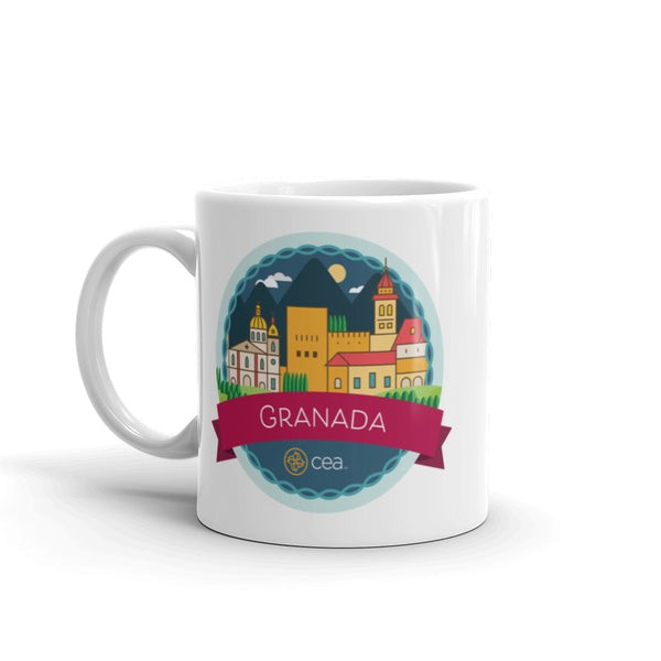 CEA Granada Coffee Mug