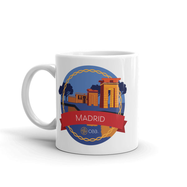 CEA Madrid Coffee Mug