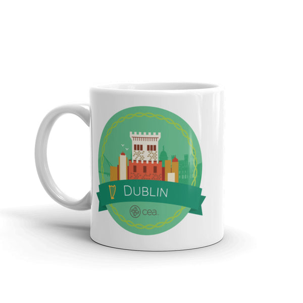 CEA Dublin Coffee Mug