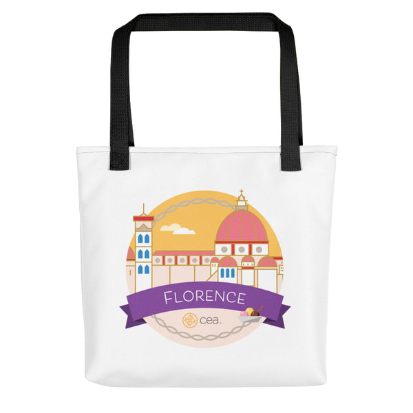 CEA Florence Tote Bag