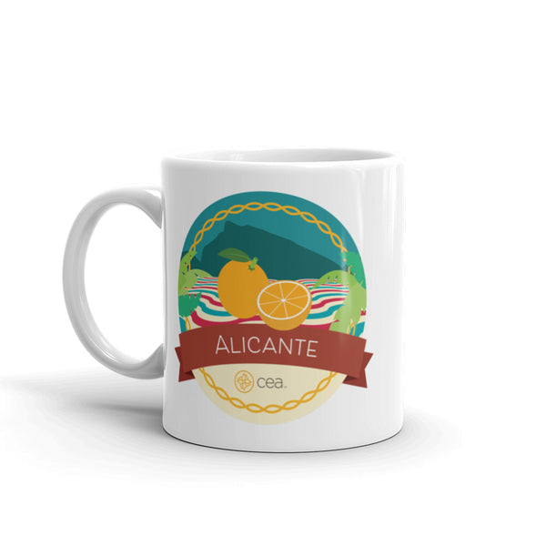 CEA Alicante Coffee Mug