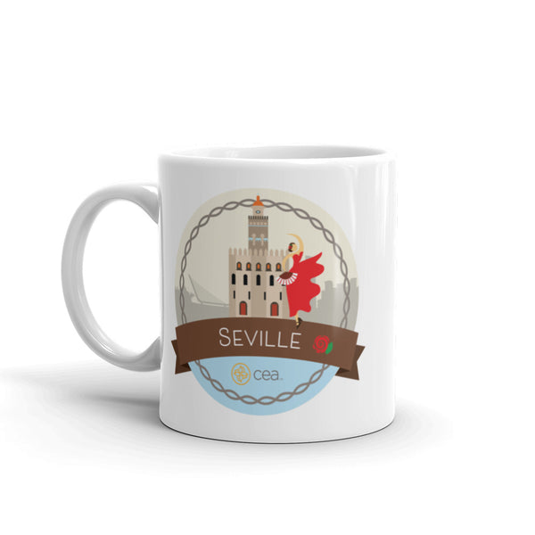CEA Seville Coffee Mug