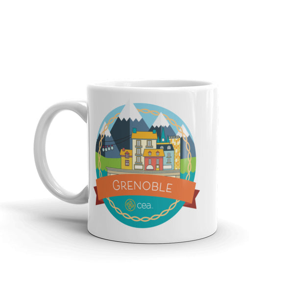 CEA Grenoble Coffee Mug