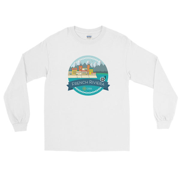 CEA French Riviera Long Sleeve Shirt