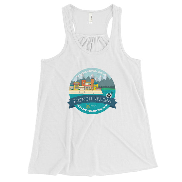 CEA French Riviera Racerback Tank Top