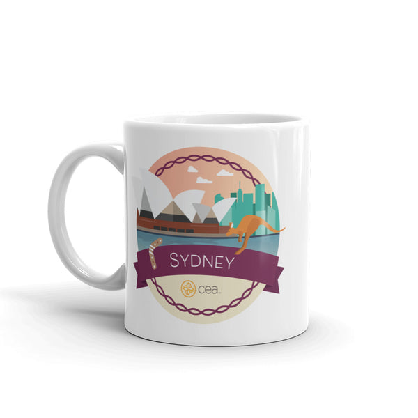 CEA Sydney Coffee Mug