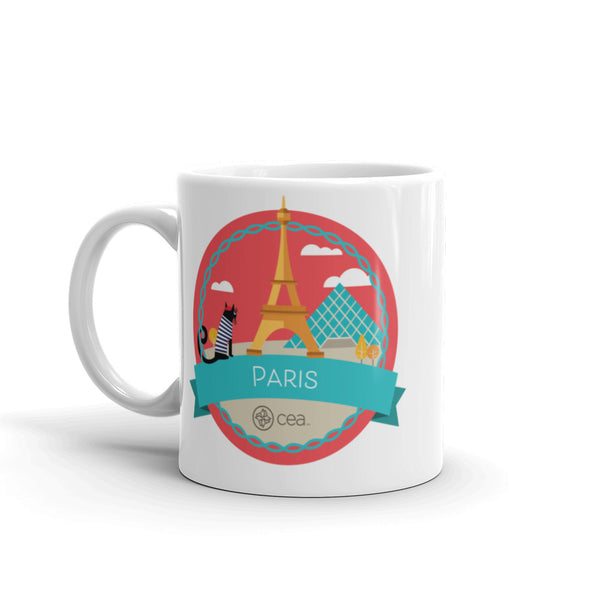 CEA Paris Coffee Mug