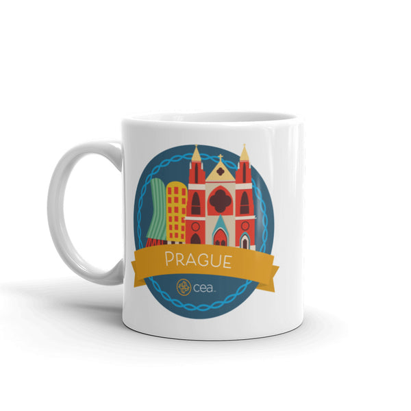 CEA Prague Coffee Mug