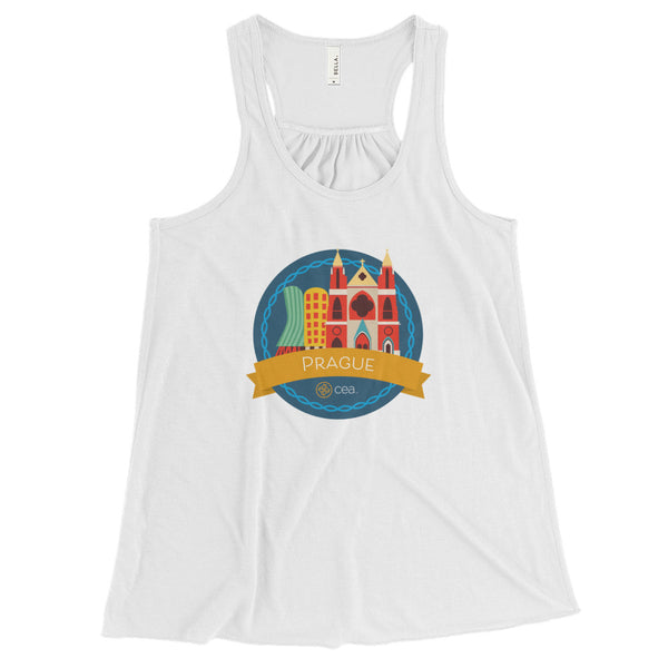 CEA Prague Racerback Tank Top