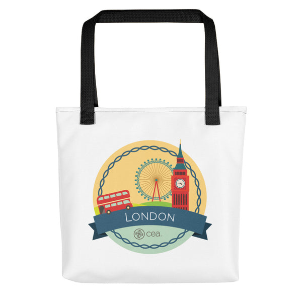 CEA London Tote Bag