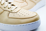 The Veg Tan Air Force 1
