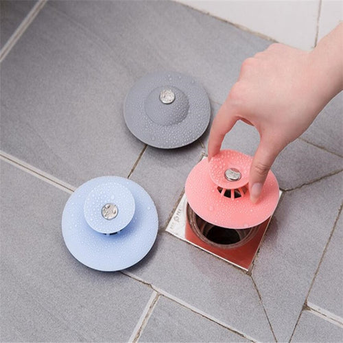 Multi-functional Drain Stoppers - Soldify
