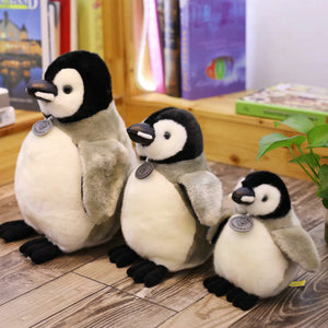 Soft Penguin Plush Toys - Soldify