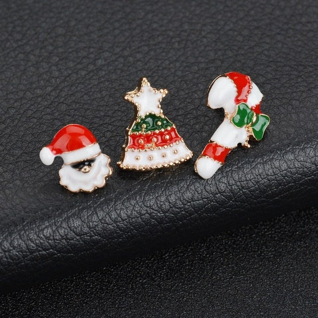 Creative Christmas Gifts  Brooches - Soldify