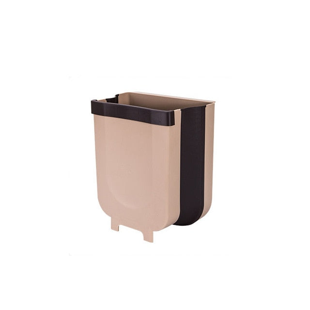 Creative Wall Mounted Folding Waste Bin - Soldify