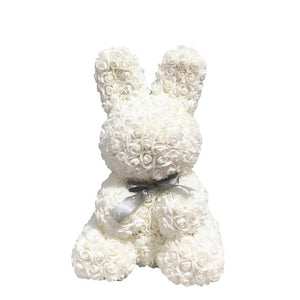 Rose Rabbit Gift - Soldify