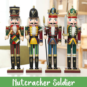 Nutcracker Soldier Christmas Gifts - Soldify