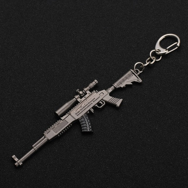 Metal Weapon Keychain - Soldify